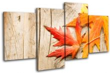 Autumn Leaves Floral - 13-1064(00B)-MP04-LO